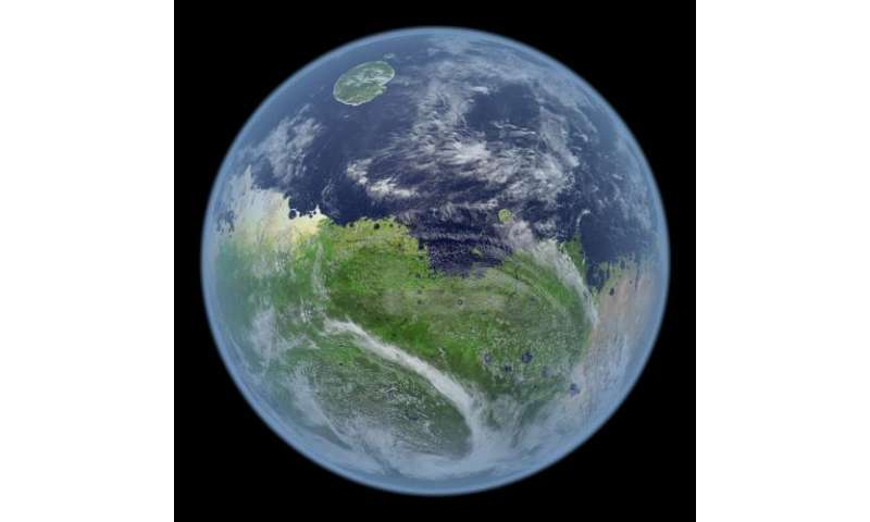 Is life on Mars related to life on Earth?