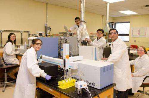 Isotope fingerprints: Jaisi laboratory tracks chemicals in water, farmland throughout Mid-Atlantic