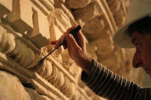 Israel to open exhibit on biblical King Herod