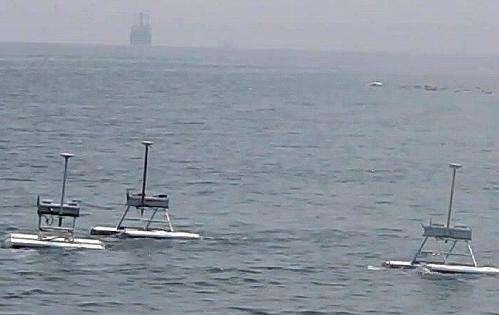 Jellyfish exterminator robot developed