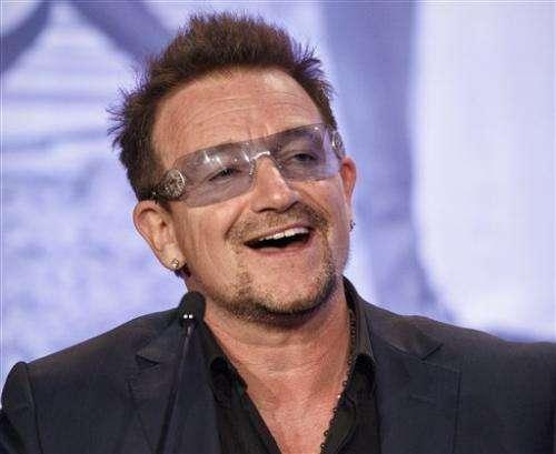 Joshua Tree spider species named for U2's Bono