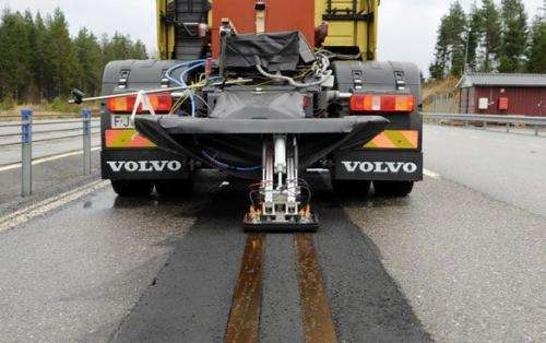 Juiced roads: Volvo explores electric power for trucks, buses