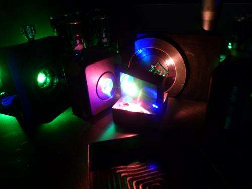 Laser system allows determination of atomic binding energy of the rarest element on Earth
