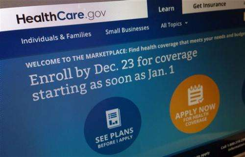 Last-minute insurance shoppers get 1-day extension