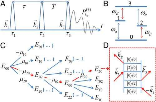 The lightness of being: Smaller computer logic components through photon-molecule interaction