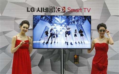 LG looking into claim smart TVs grab user data