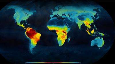 Mapping out how to save species