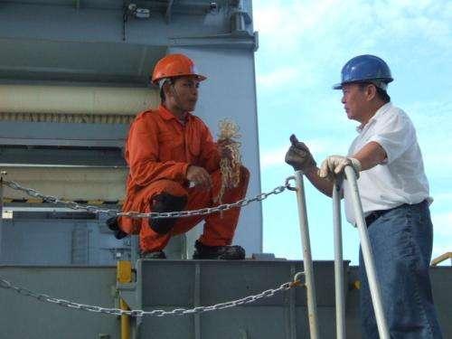 Maritime personnel need better training