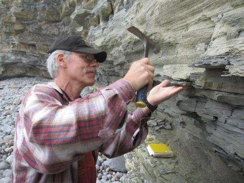 Megavolcanoes tied to pre-dinosaur mass extinction