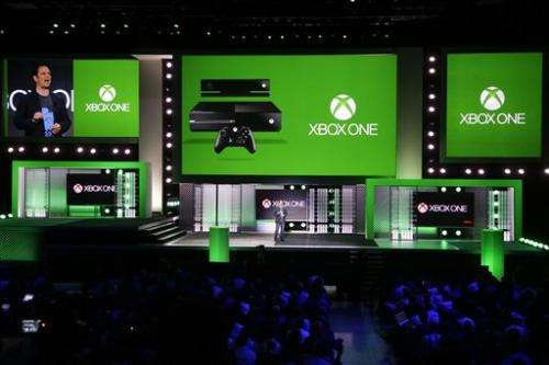 Microsoft hypes next-gen Xbox One games at E3 (Update)