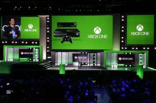 Microsoft hypes next-gen Xbox One games at E3