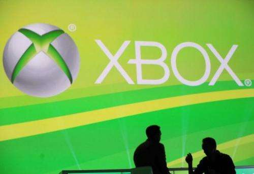 Microsoft offers a glimpse Tuesday at a new-generation Xbox as videogame consoles evolve into home entertainment centers