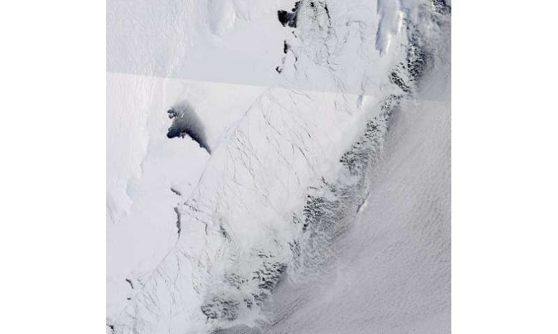 NASA Finds Reducing Salt Is Bad for Glacial Health