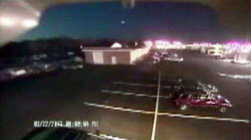 NASA: Flash reports consistent with single meteor