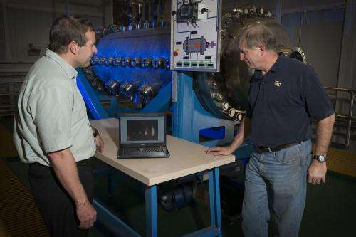 NASA researchers studying advanced nuclear rocket technologies