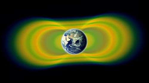 NASA's Van Allen Probes discover a surprise circling Earth