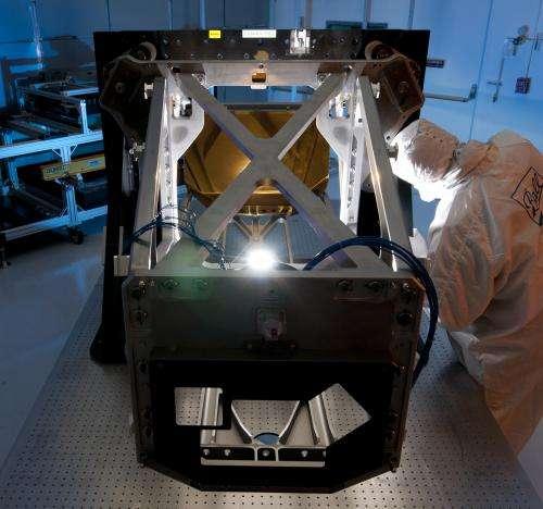 NASA's Webb telescope team completes optical milestone