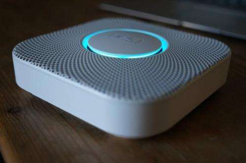 Nest Labs tries to smarten up smoke detectors