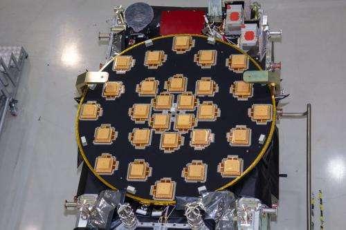 New breed of satellites