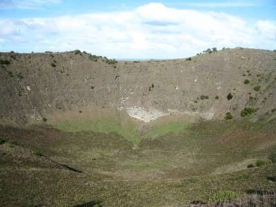 New clues to prehistoric eruption
