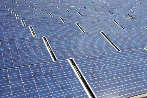 New connection between stacked solar cells can handle energy of 70,000 suns