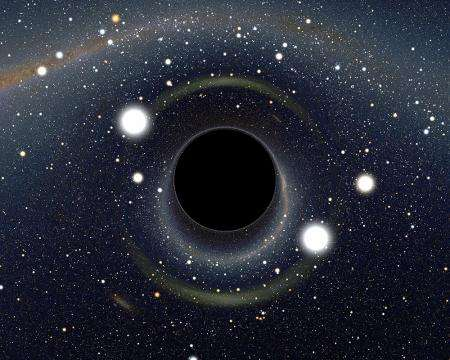 New kind of cosmic flash may reveal something never seen before: Birth of a black hole
