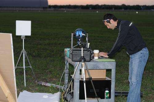 New laser shows what substances are made of, could be new eyes for military