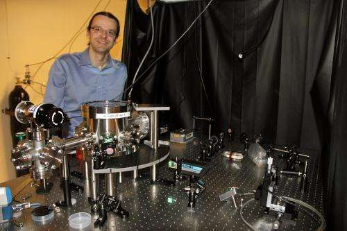 New method proposed for detecting gravitational waves from ends of universe