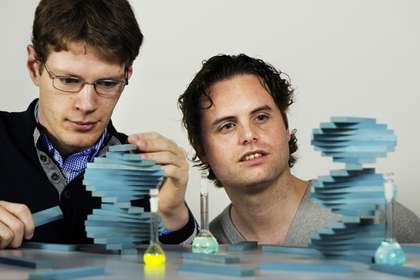 New model gives better control of self-assembly processes