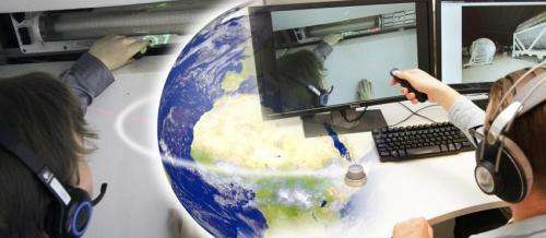 New projected augmented reality system amplifies value of expert knowledge