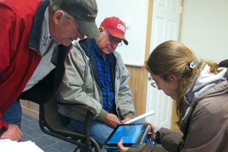 New tool helps farmers nip nitrogen losses