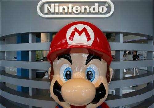 Nintendo reports loss as Wii U sales languish