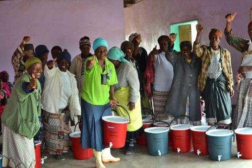 Nonprofit organization, PureMadi, develops innovative water purification tablet for developing world