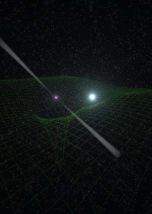 Einstein's gravity theory passes toughest test yet