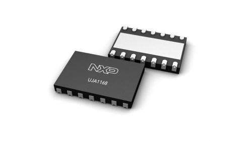 NXP releases small, high-efficiency CAN chips for in-vehicle