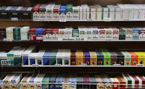NYC cigarette plan gets praise, criticism