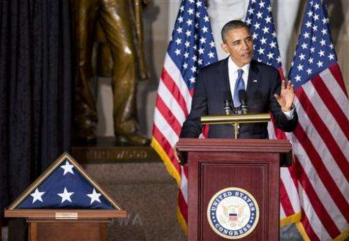 Obama to defend health care law's slow start