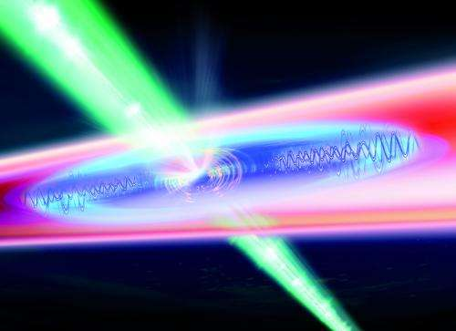 Observation of second sound in a quantum gas