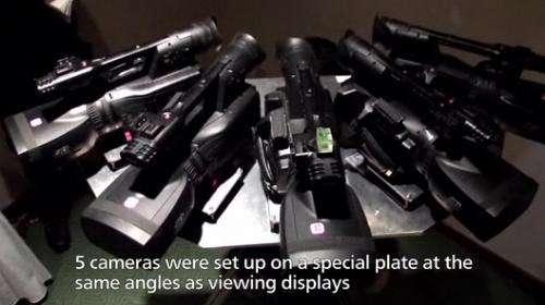 Panasonic steps up 3D camera tech for virtual world tours