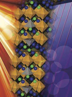 Penn and Drexel team demonstrates new paradigm for solar cell construction