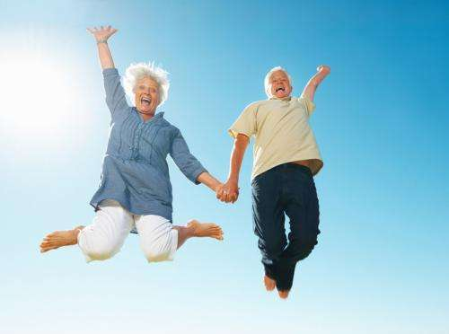Pensioners to go to Mars: Why the old ones are thebest