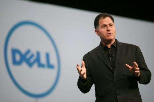 Personal computer industry pioneer Michael Dell, speaking October 4, 2011