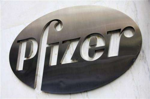 Pfizer Q4 net jumps on sale of nutrition business