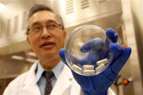 Pills made from poop cure serious gut infections