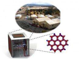 PNNL awarded $2.8 million to keep troops cool while using less fuel