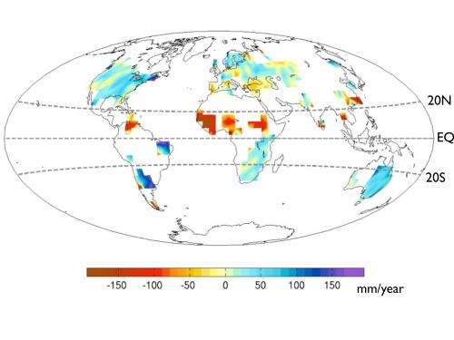 Pollution in Northern Hemisphere helped cause 1980s African drought