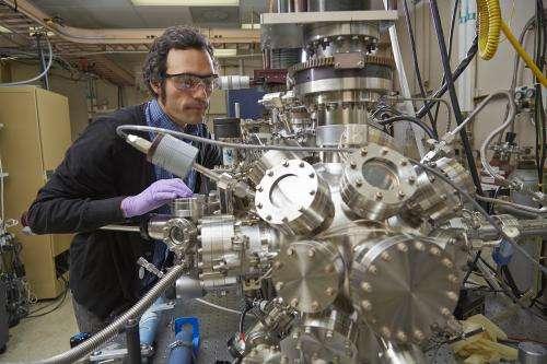 'Popcorn' particle pathways promise better lithium-ion batteries