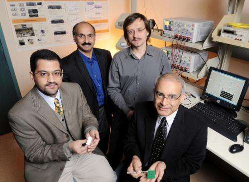 Project will improve heat dissipation in 3-D microelectronic systems