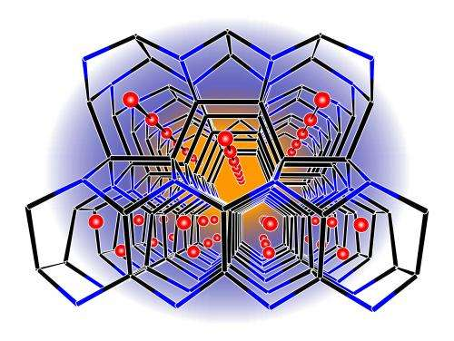 Promising material for lithium-ion batteries
