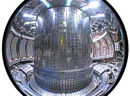 Putting a new spin on tokamak disruptions